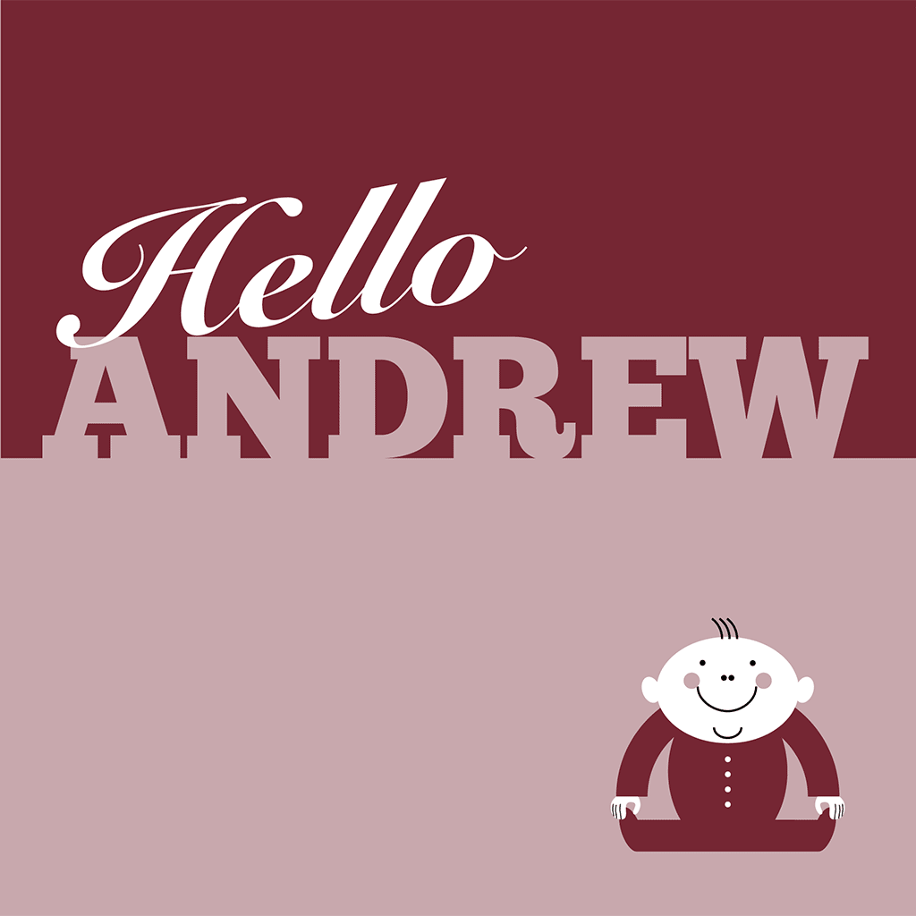 Hello Andrew Card