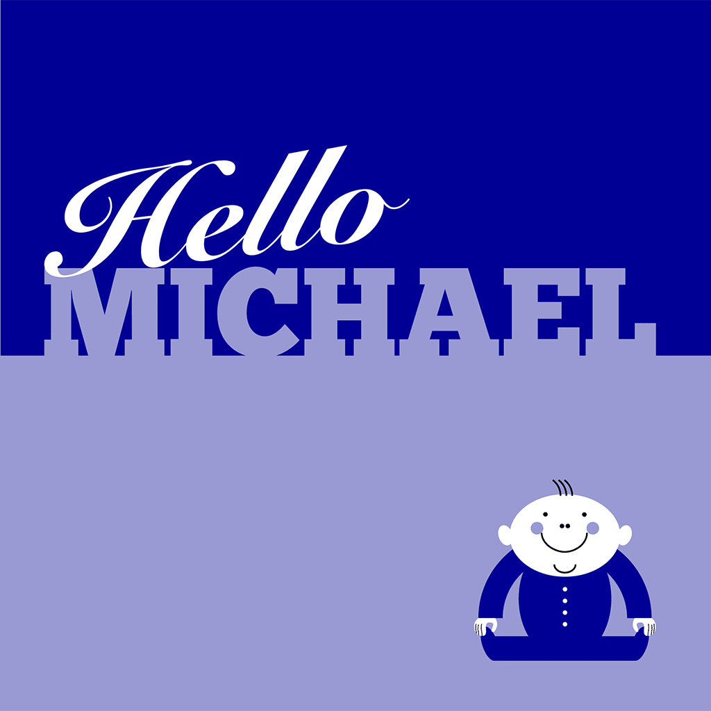 Hello Michael Card
