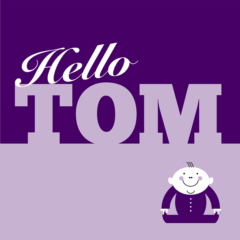 Hello Tom Card