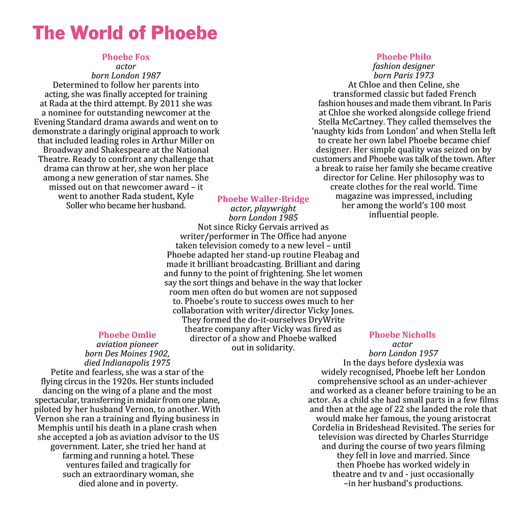 Phoebe Card Inside Left
